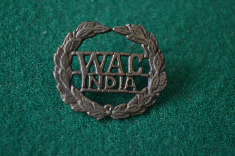 Women's Army Corp India.